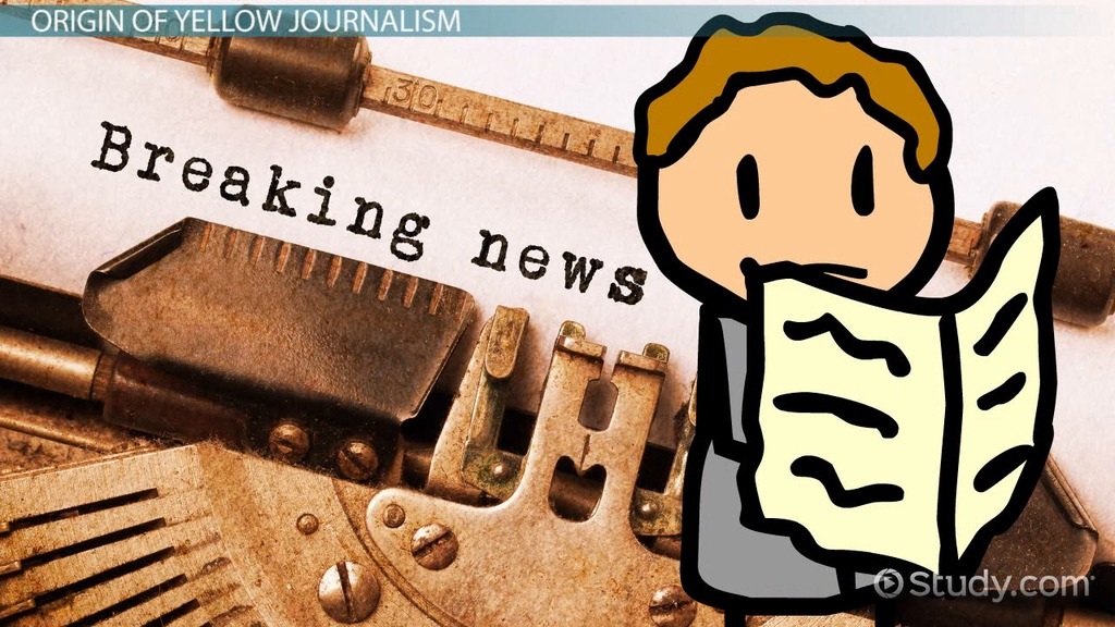 What Is Yellow Journalism? Definition History