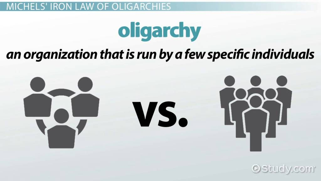 Robert Michels & The Iron Law Of Oligarchies In
