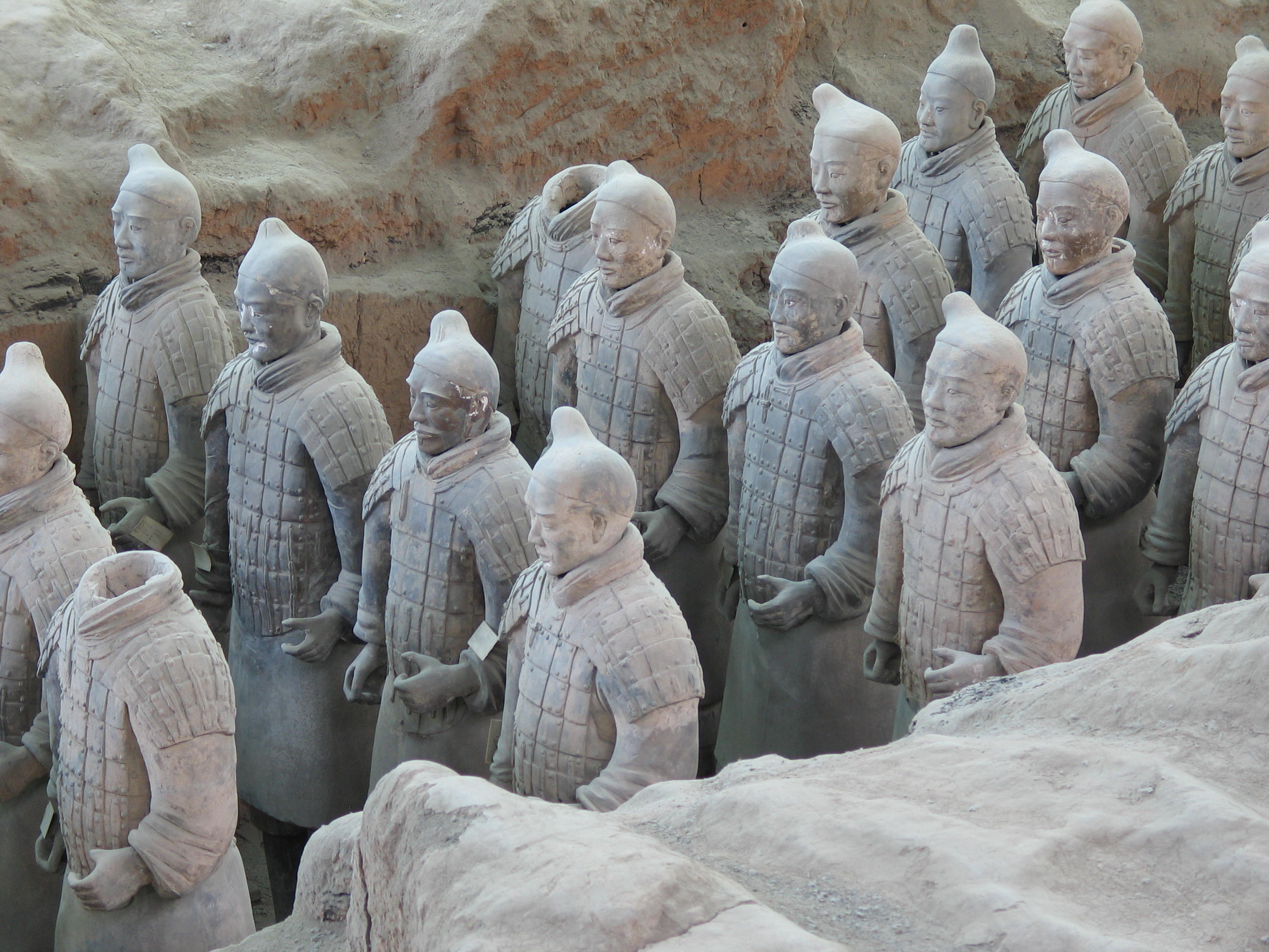 The Qin Dynasty In China The Great Wall Amp Legalism Video