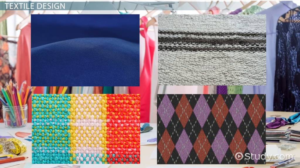 Textile Design Definition & History Video & Lesson