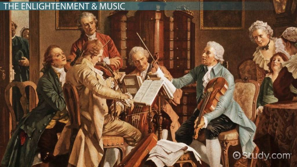 Music During The Enlightenment Period Video & Lesson