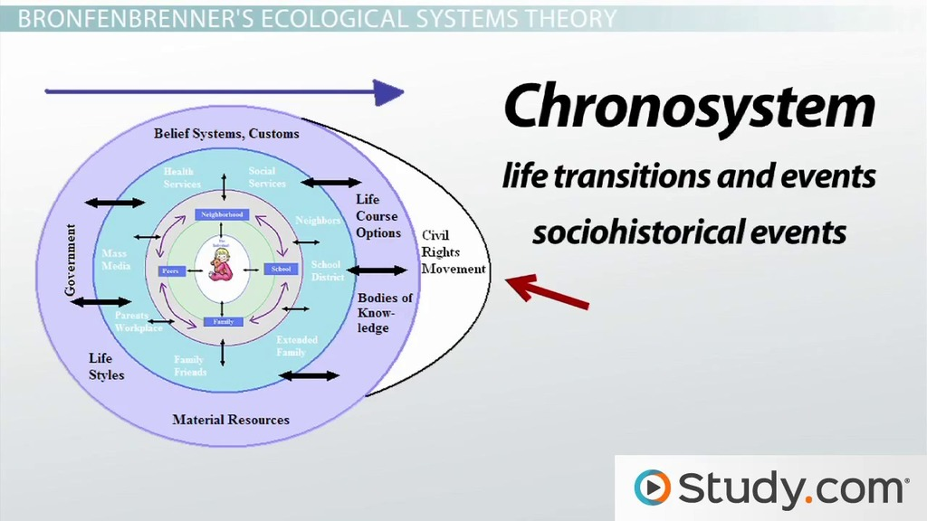 Bronfenbrenner's Macrosystem Definition & Examples