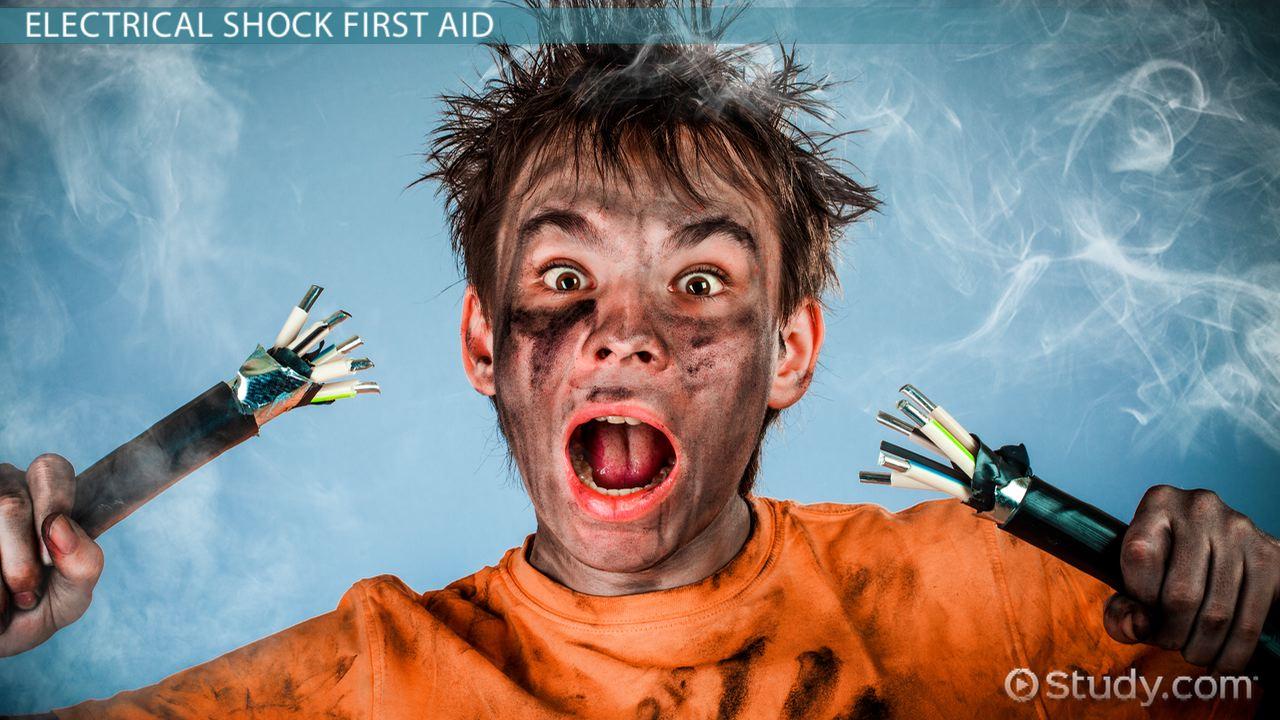 Burns Heatstroke  Electrical Shock First Aid  Video  Lesson Transcript  Studycom