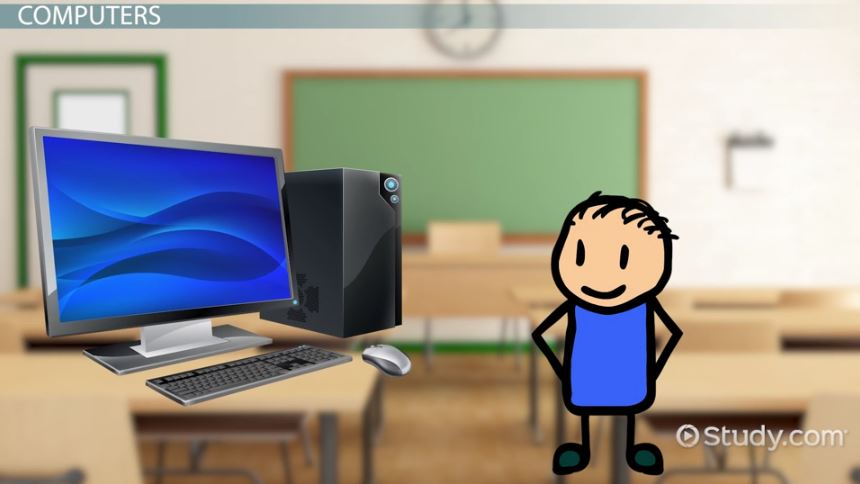 Examples Of Technology In The Classroom Video & Lesson