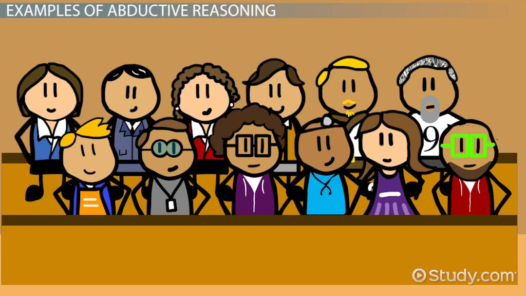 Abductive Reasoning Definition & Examples Video