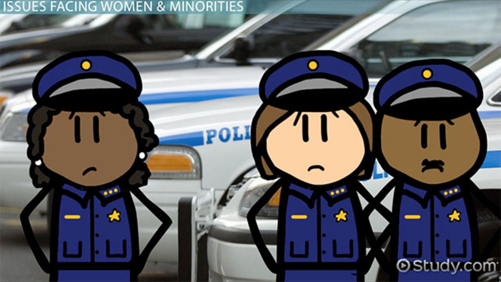 Critical Issues Facing Women & Minority Police Officers