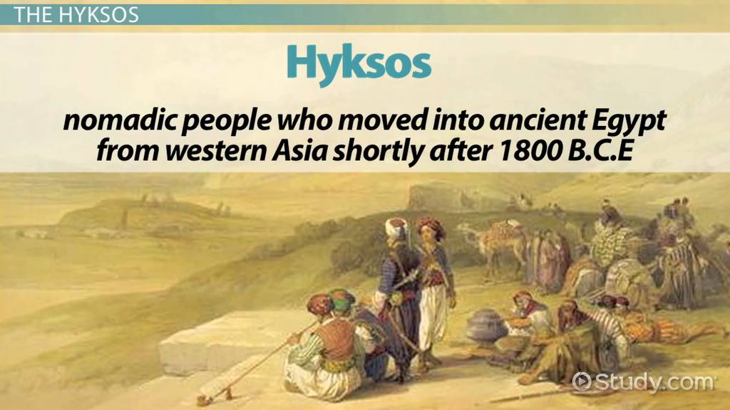 Hyksos Definition History  People  Video  Lesson Transcript  Studycom