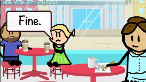 small resolution of Drawing Conclusions from a Reading Selection - Video \u0026 Lesson Transcript    Study.com