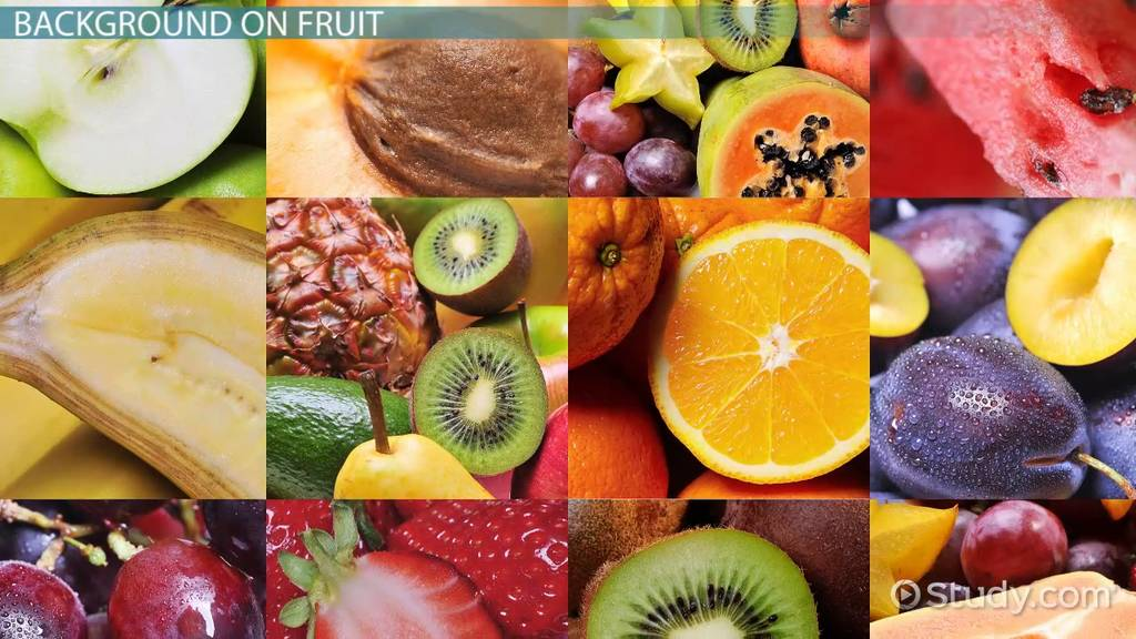 Types Of Fruit True False & Parthenocarpic Video
