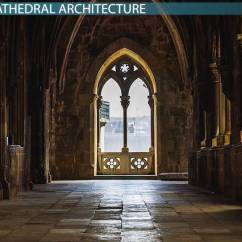 Cathedral Architecture Gothic Arches Diagram Draw Wiring History Parts Video Lesson Transcript