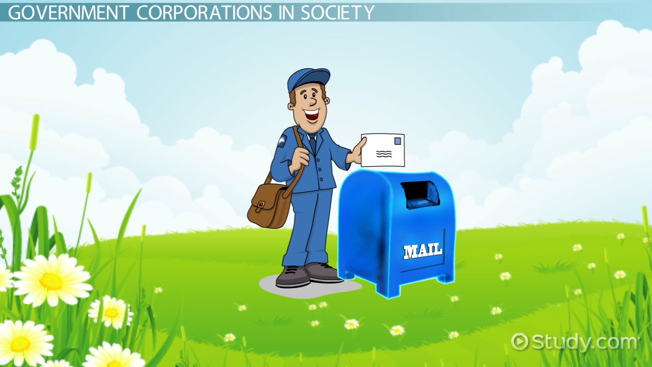 Government Corporation Definition & Example Video