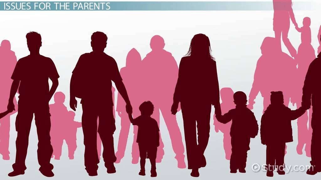 Single Parenthood Definition  Effects on Children