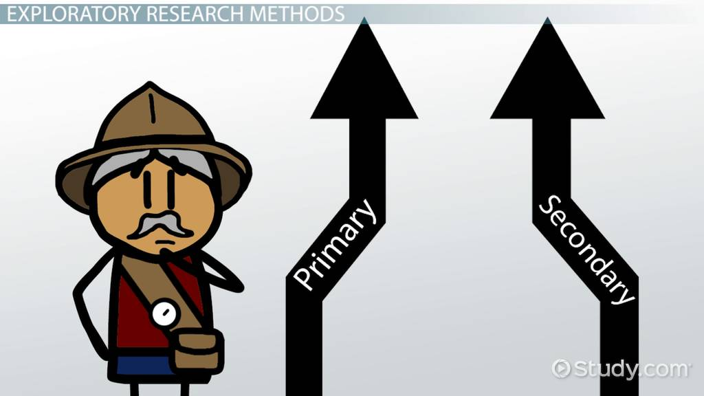 Exploratory Research Definition Methods & Examples