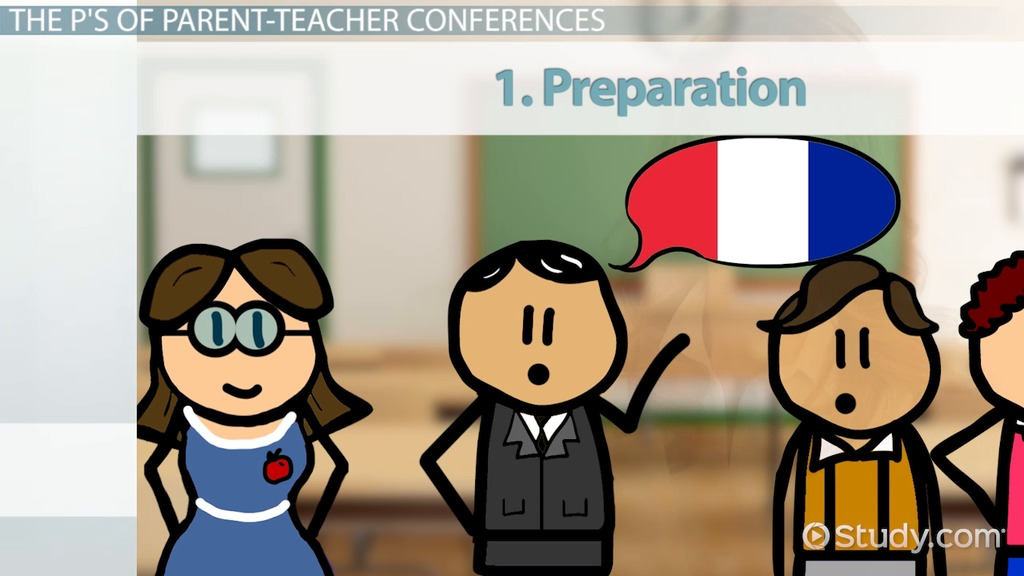 Parent Teacher Conferences Tips For Teachers Video