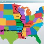 Mississippi River Facts Lesson For Kids Video Lesson Transcript Study Com