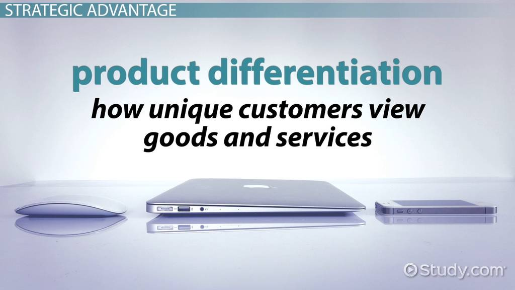 Porters Generic Strategies Low Cost Differentiated