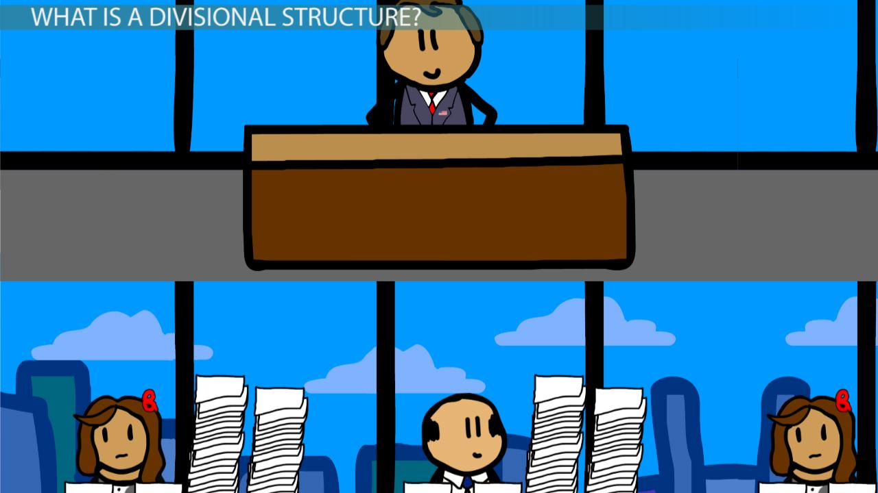 Organizational Divisional Structure Advantages