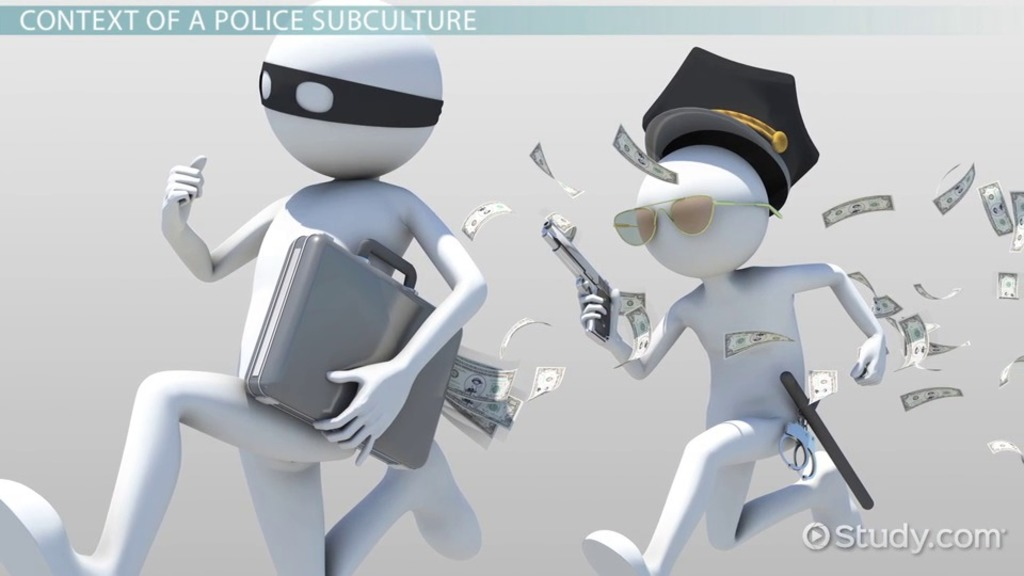 Police Subculture Definition & Context Video & Lesson