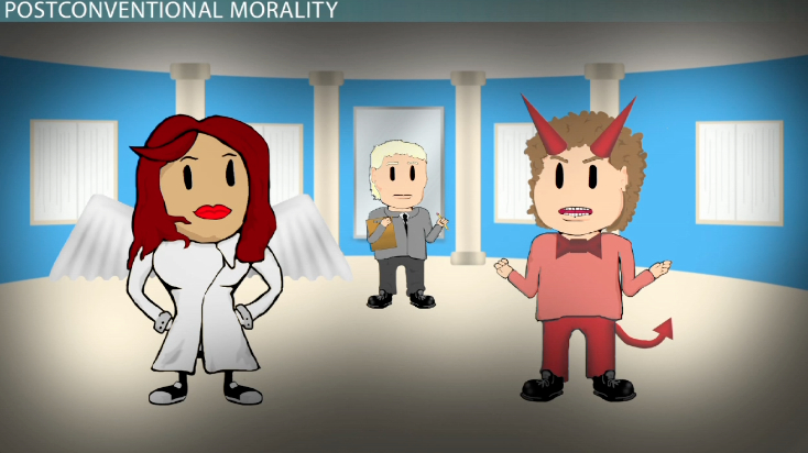 Postconventional Morality Definition & Example Video
