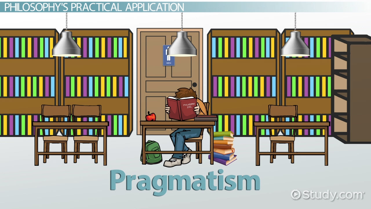 Pragmatism According To Peirce James & Dewey Video