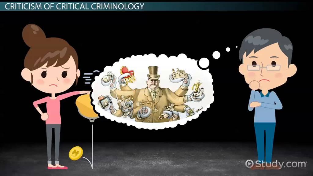 Critical Criminology Definition  False Beliefs  Video