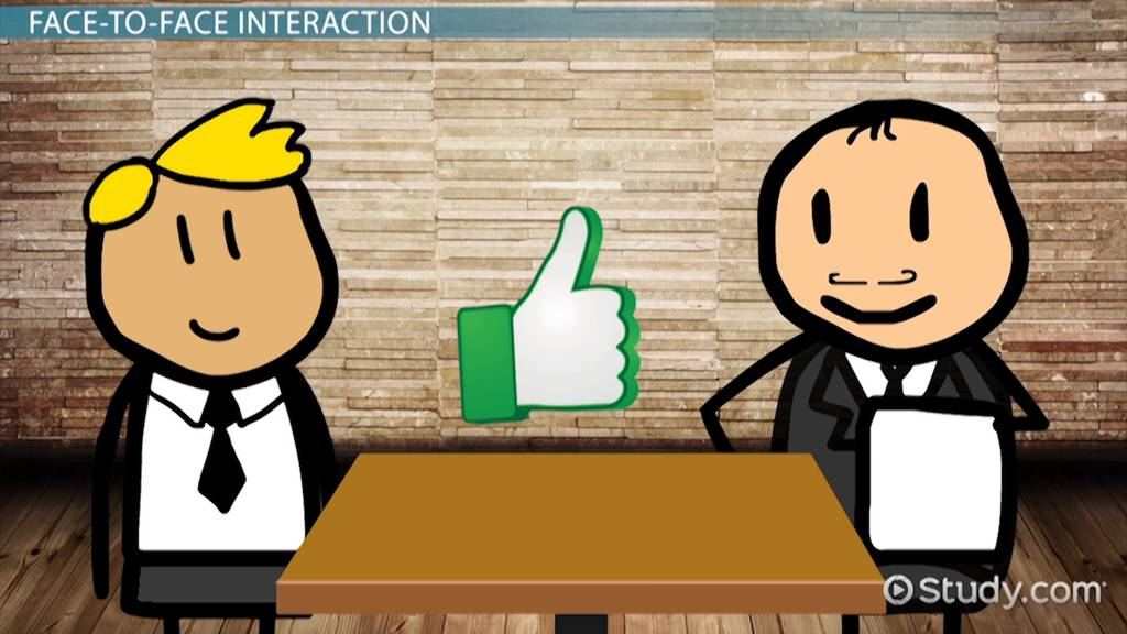 Face To Face Customer Service Skills Video & Lesson