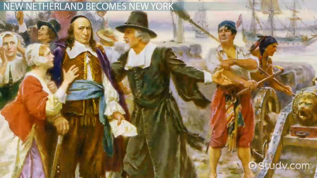 New Netherland Colony History  Facts  Video  Lesson Transcript  Studycom
