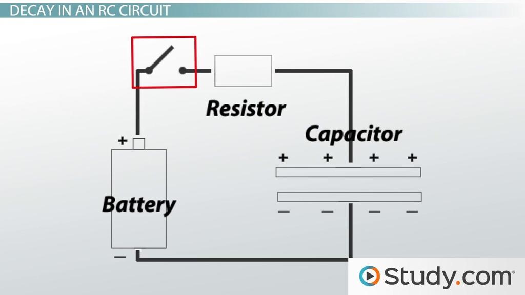 leeson wiring diagram 4 1 home theatre resistor-capacitor (rc) circuits: definition & explanation - video lesson transcript | study.com