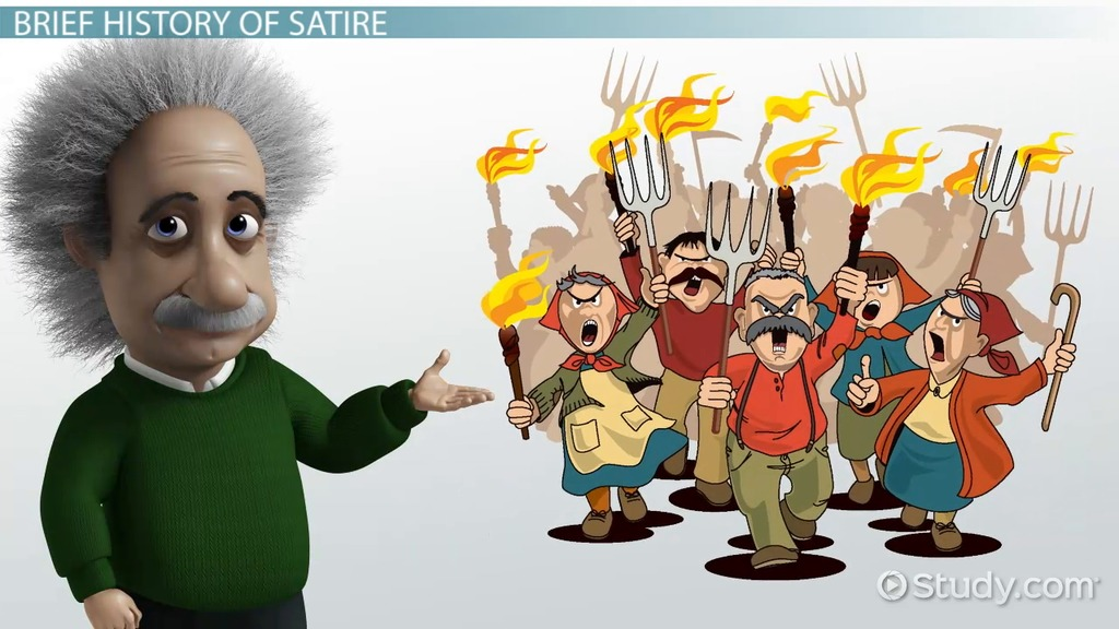 History Of Satire Video & Lesson Transcript Study Com