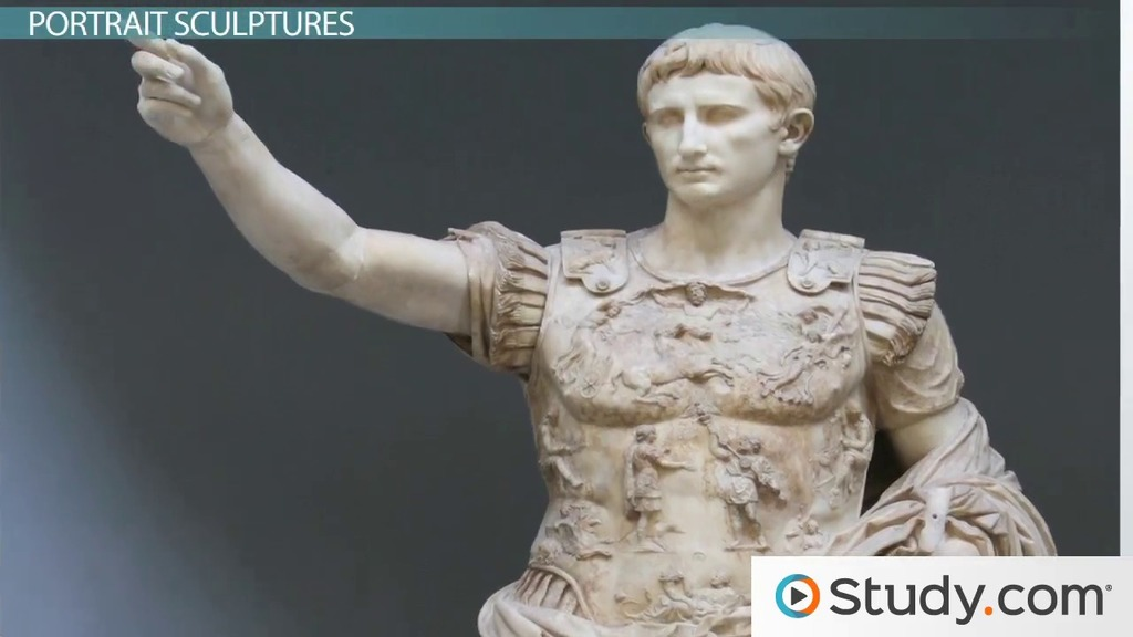 Roman Art History Characteristics  Style  Video