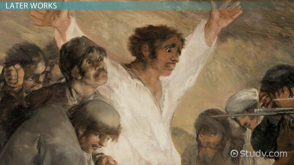 Francisco Goya Biography Paintings Amp Facts Video