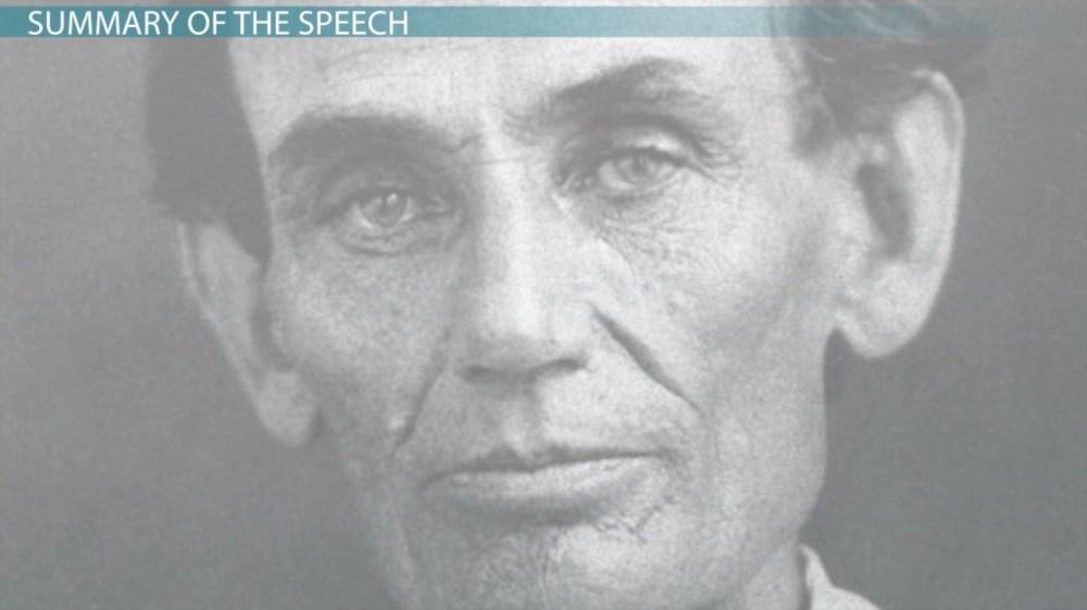 medium resolution of Lincoln's First Inaugural Address: Summary \u0026 Analysis - Video \u0026 Lesson  Transcript   Study.com
