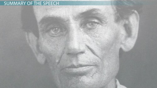 small resolution of Lincoln's First Inaugural Address: Summary \u0026 Analysis - Video \u0026 Lesson  Transcript   Study.com