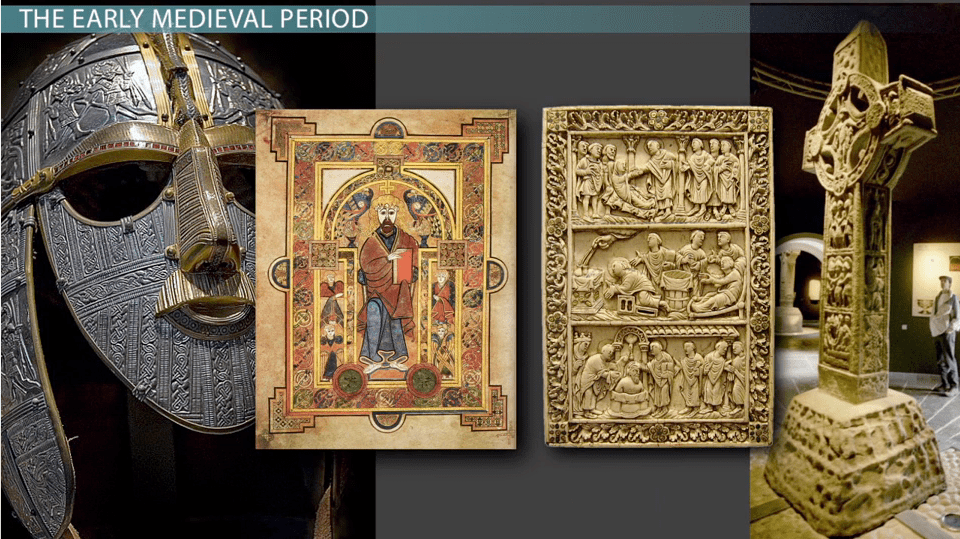 Early Medieval Art & Architecture: Characteristics