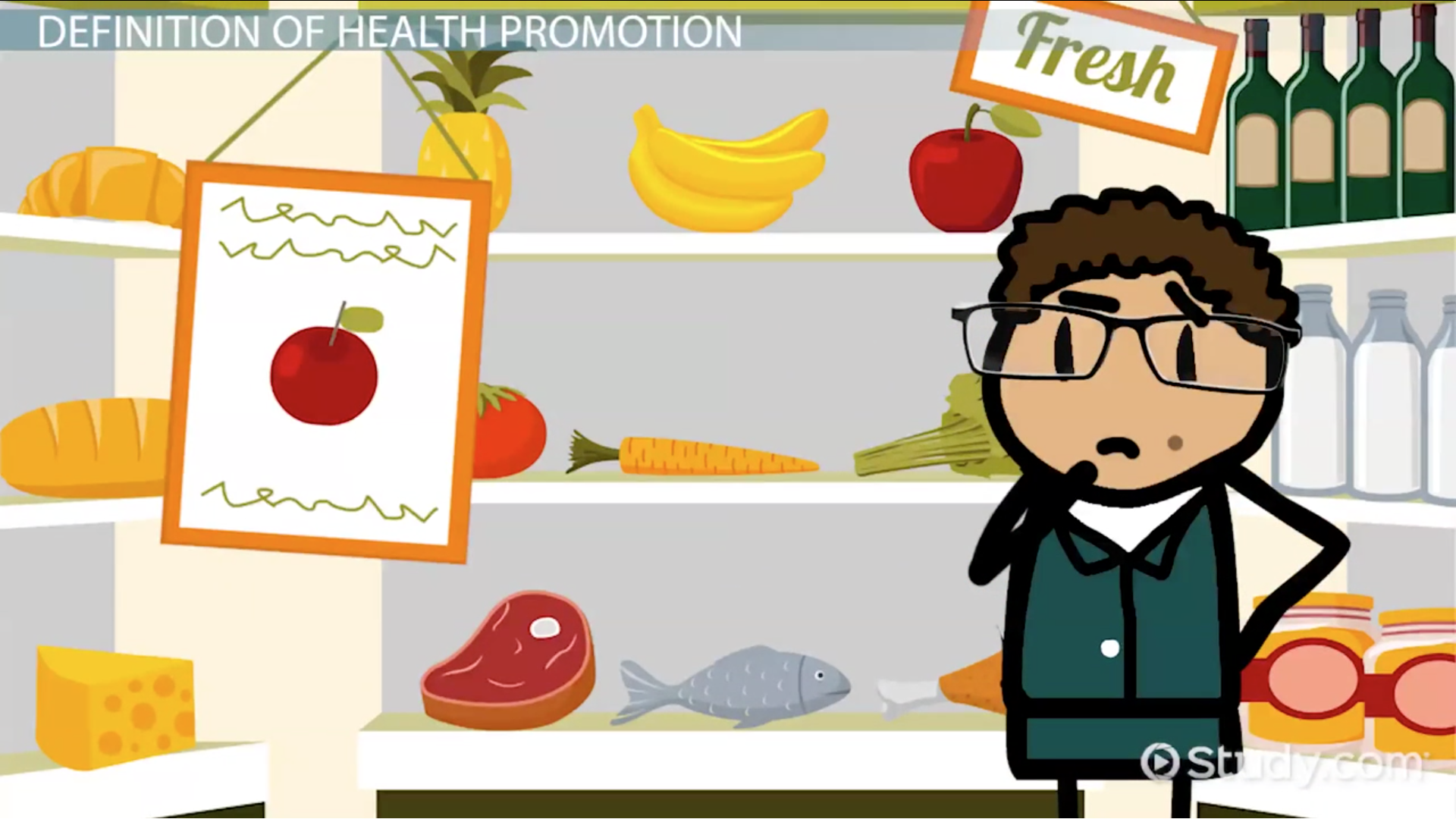 What Is The Health Promotion Model? Definition & Theory