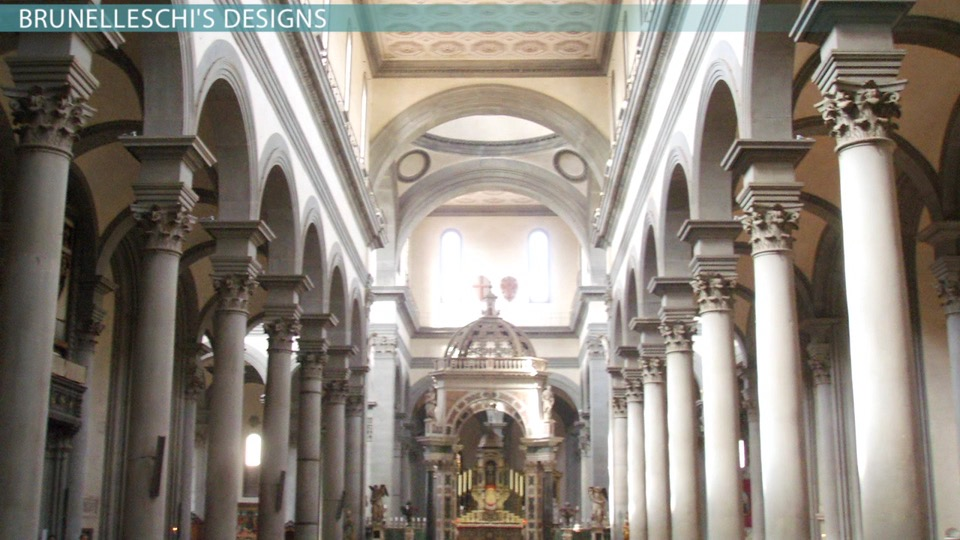 The Basilica Di Santo Spirito Design & Layout Video
