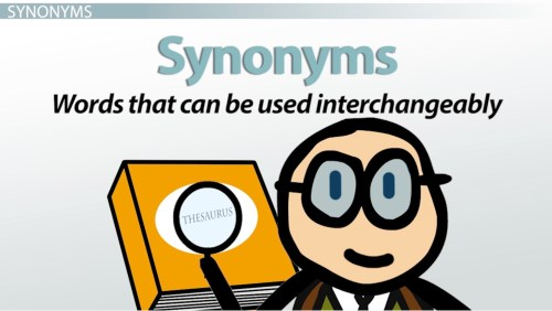 small resolution of What Are Synonyms \u0026 Antonyms? - Definition \u0026 Examples - English Class  (Video)   Study.com