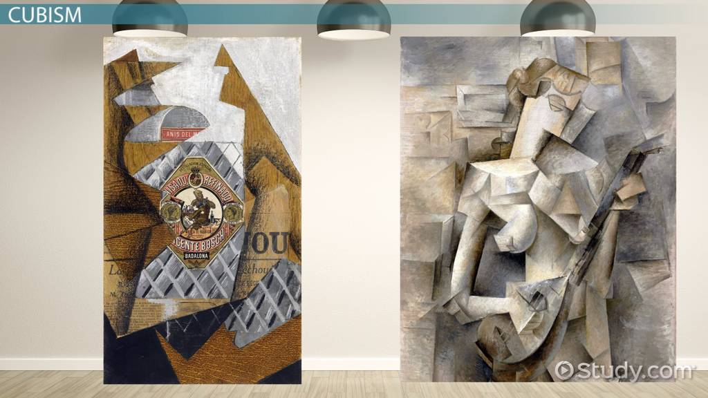 Analytical Cubism Vs Synthetic Cubism Video & Lesson