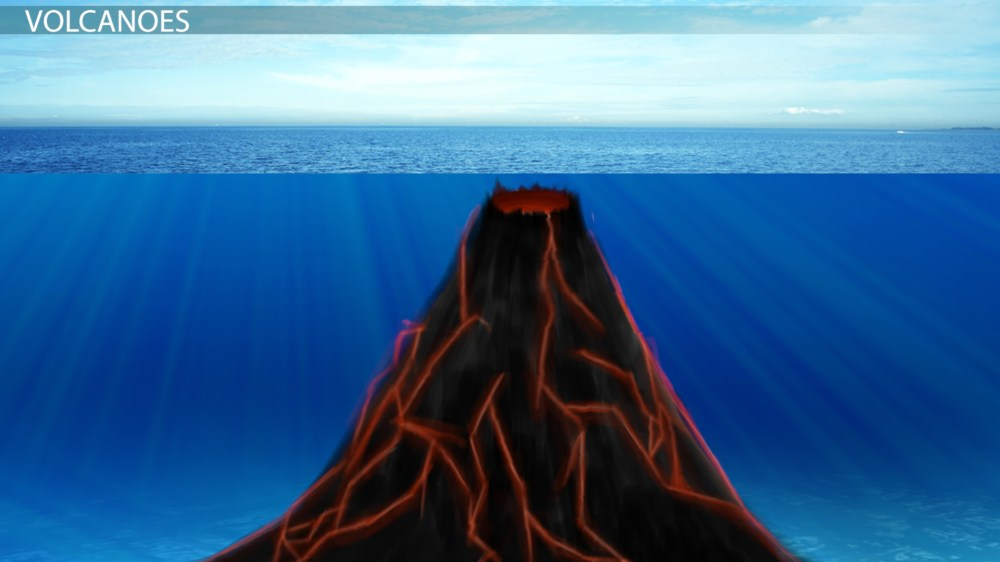 medium resolution of The Changing Earth: Volcanoes