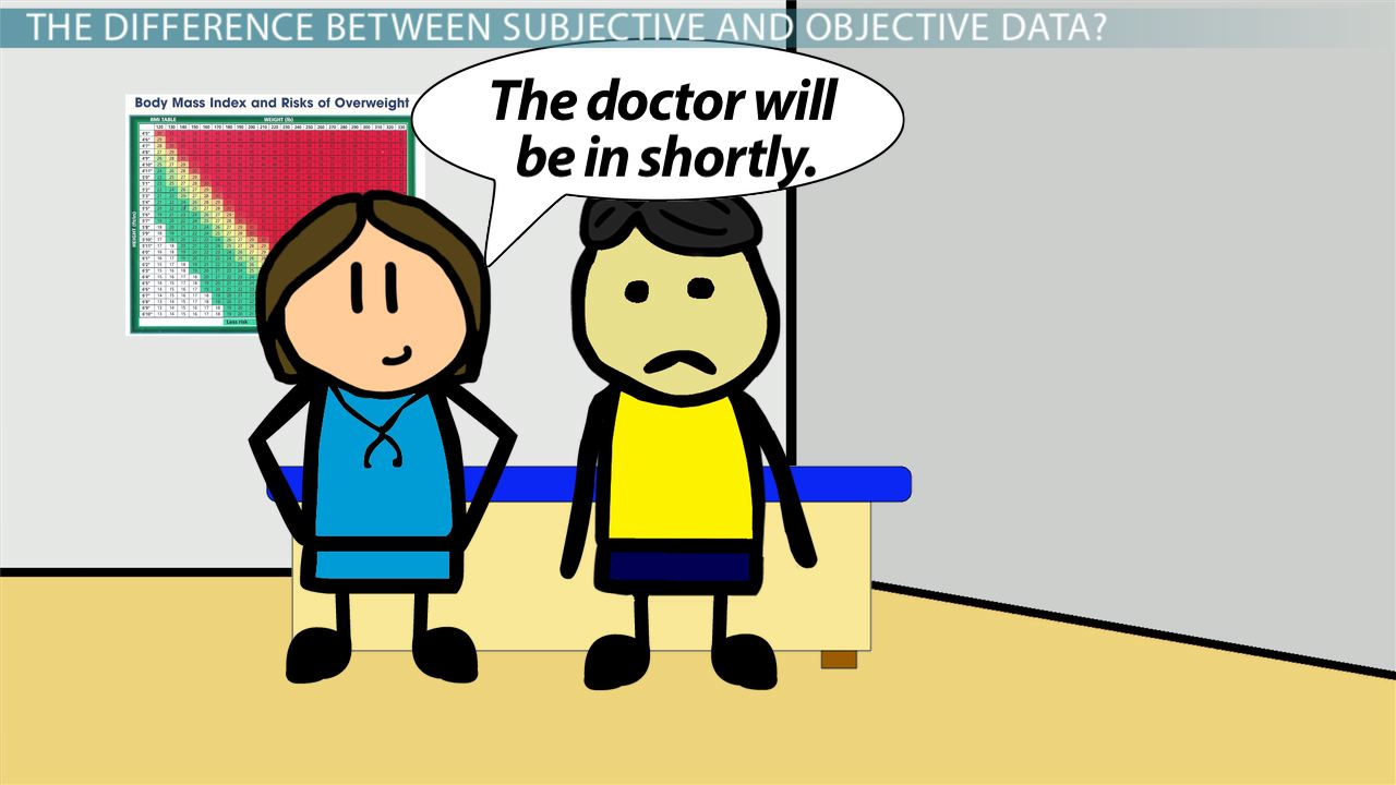 Subjective Data In Nursing Definition And Examples