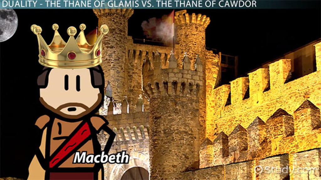 Thane Of Cawdor Meaning In Macbeth & Overview Video