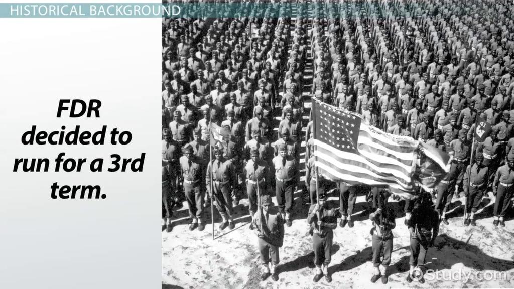 The 22nd Amendment Definition Summary  History  Video  Lesson Transcript  Studycom