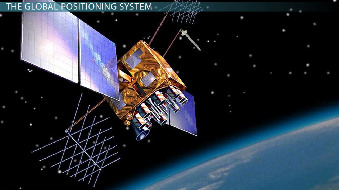The Global Positioning System and Its Uses  Video  Lesson Transcript  Studycom