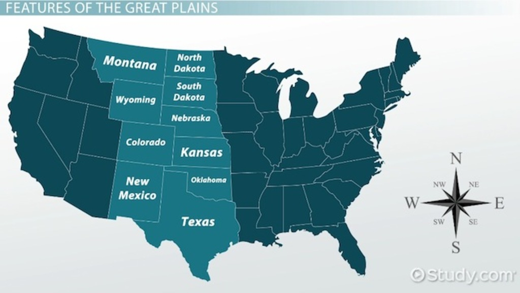 The Great Plains Facts & History Video & Lesson