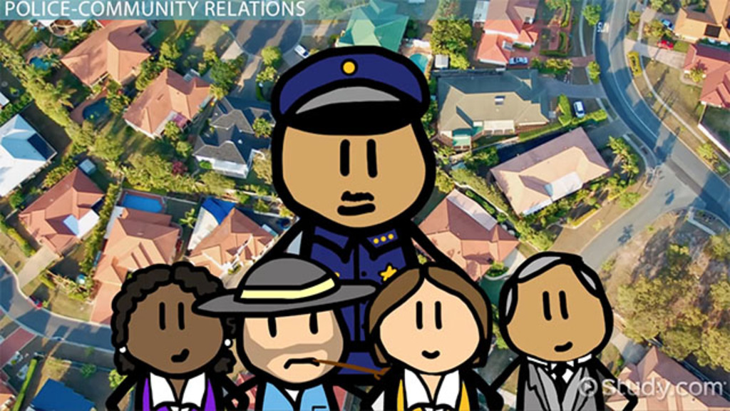 The History Of Police Community Relations Analysis