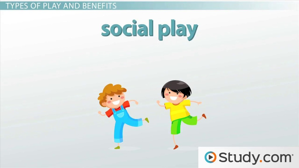 The Role Of Play In Cognitive Development Video & Lesson