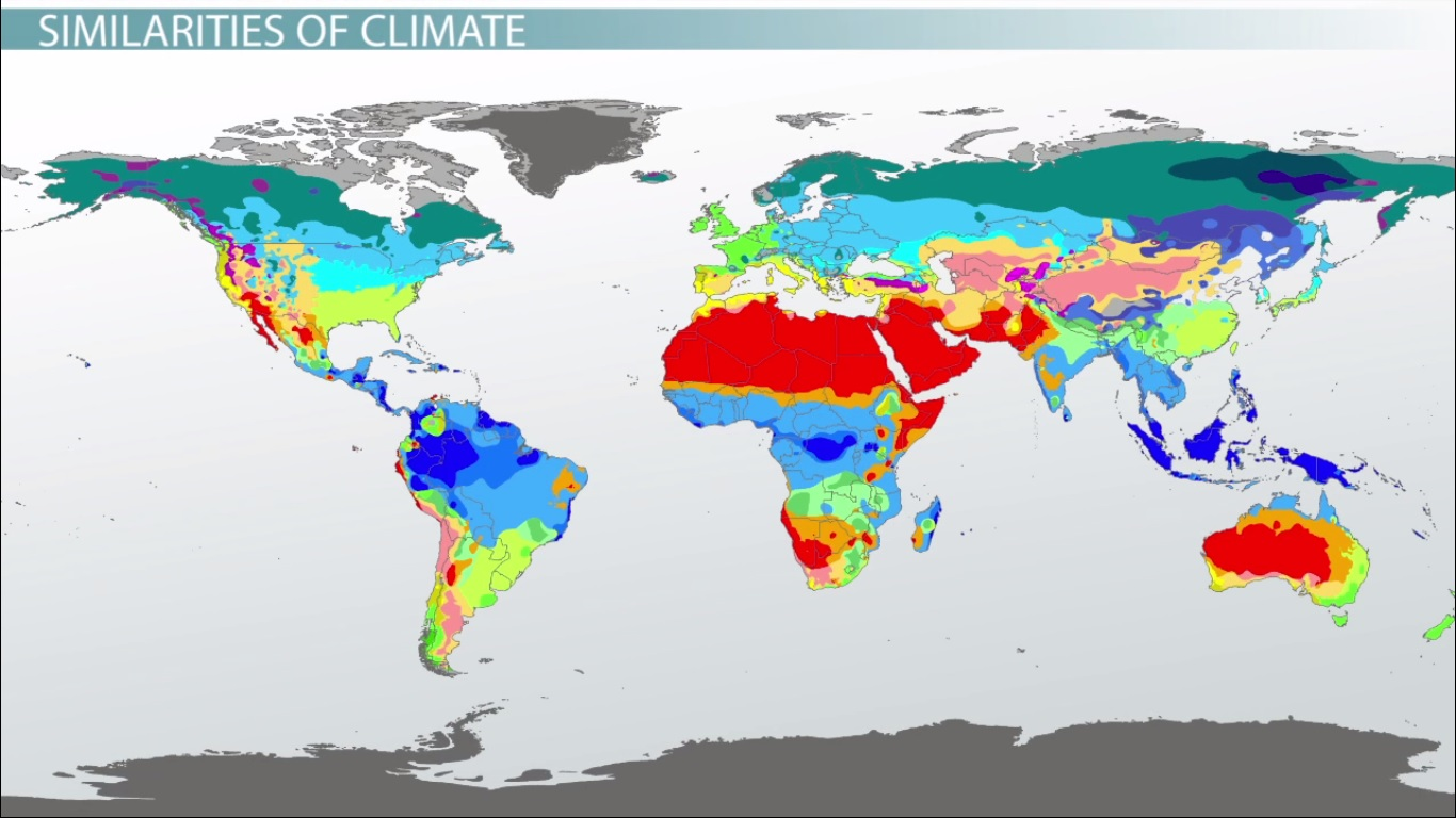 hight resolution of Major Climates in Africa \u0026 the Middle East - Video \u0026 Lesson Transcript    Study.com
