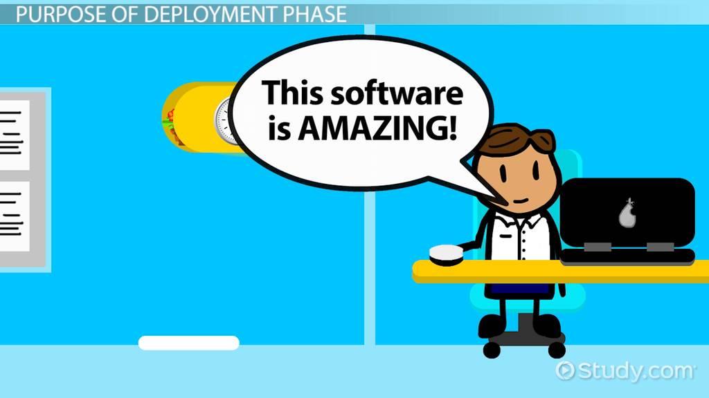 Deployment Phase In SDLC Video & Lesson Transcript