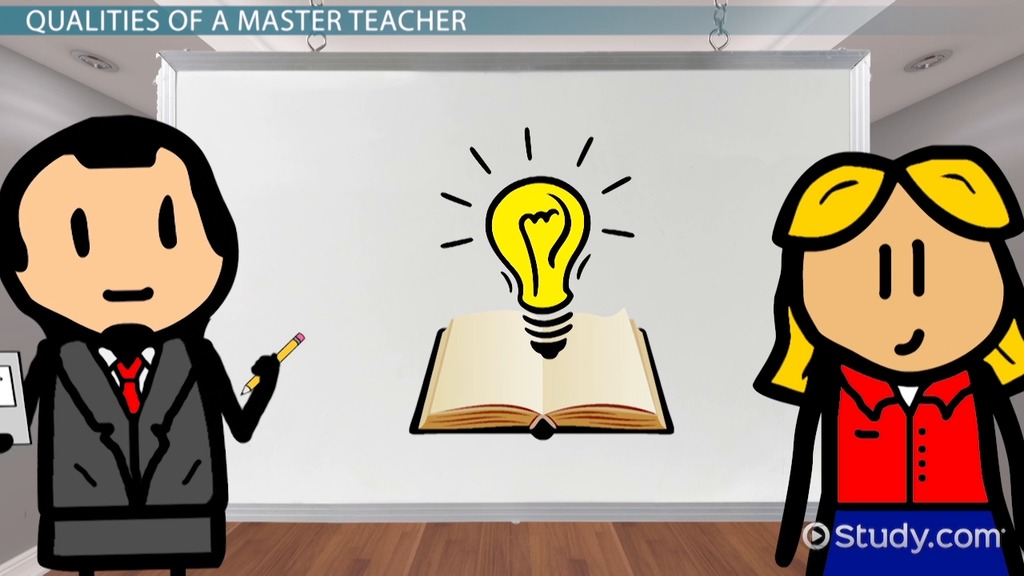 Master Teacher Definition And Examples Video & Lesson