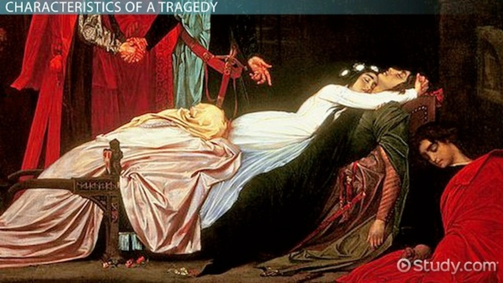 Tragedy In Literature Definition Characteristics